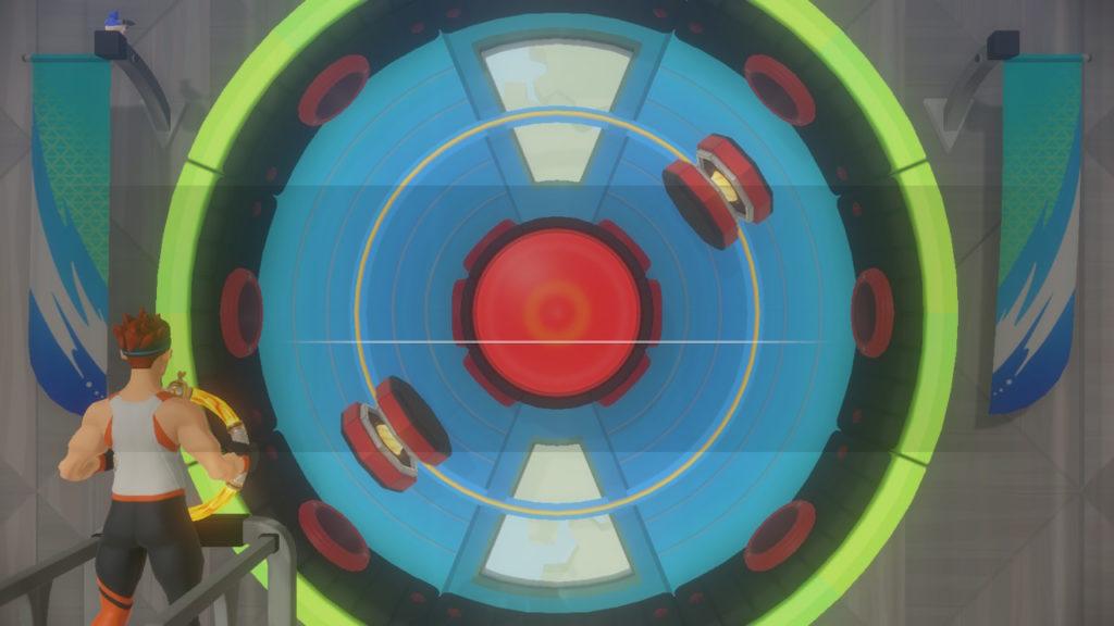 リングフィットアドベンチャーワールド2のゲージジムのモグラたたき