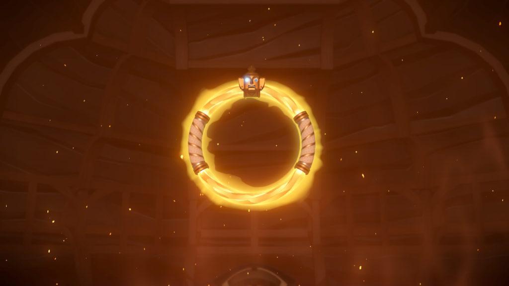 リングフィットアドベンチャー ワールド4 スポルタ王国とスパルタ隊長 スポルタ宝物庫