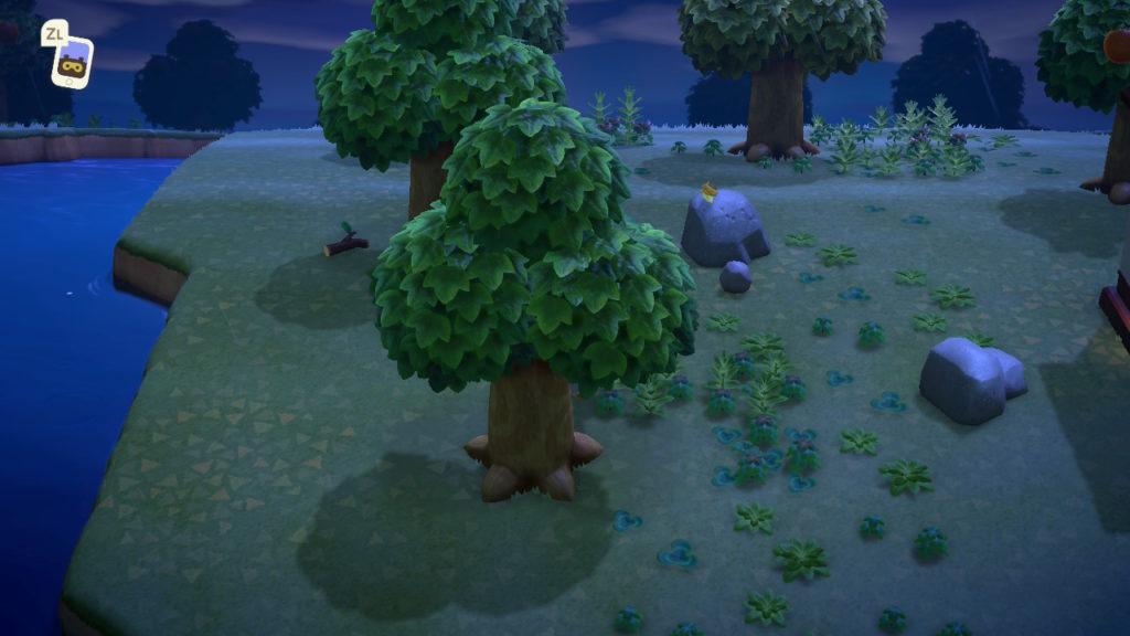 あつまれどうぶつの森 カタツムリ