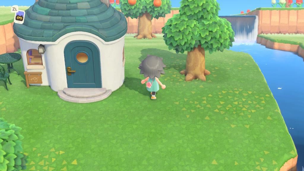 あつまれどうぶつの森 パトラさんの家