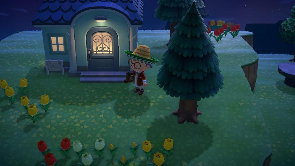 あつまれどうぶつの森 フランソワ邸