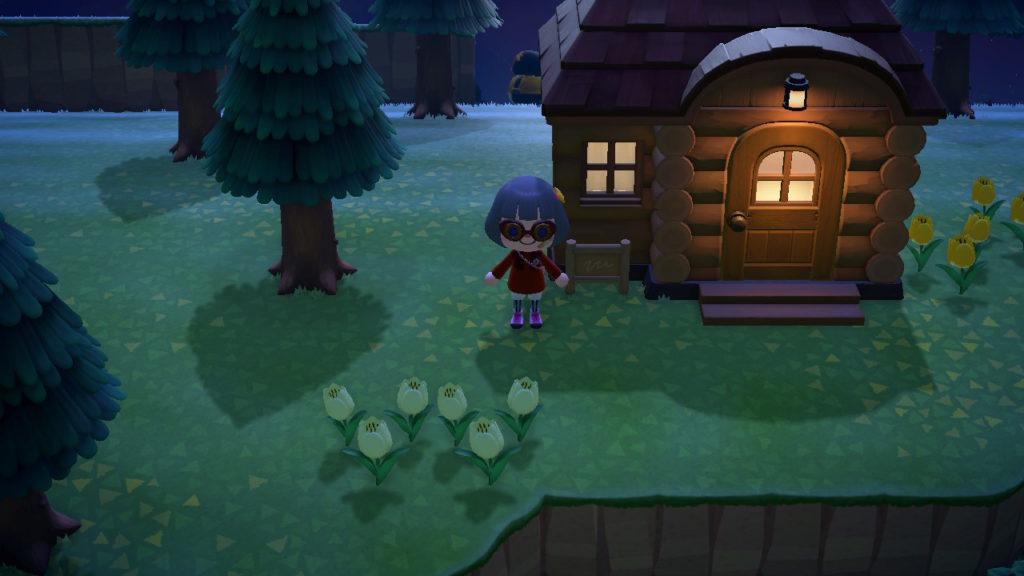 あつまれどうぶつの森 たいへいた邸